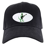 Electric Guitar Gecko Black Cap