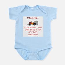 Hot Rod Cry - Uncle Infant Bodysuit