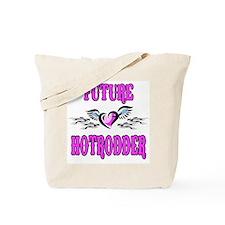 Future Hotrodder Pink Tote Bag