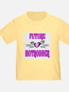 Future Hotrodder Pink T