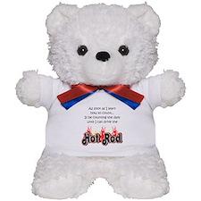 Hot Rod Baby Count Teddy Bear