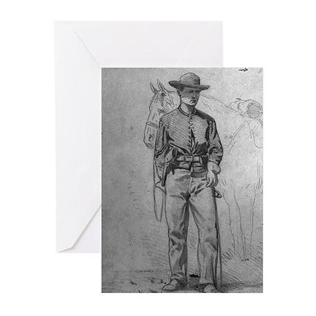 Cavalry card (PK of 20)