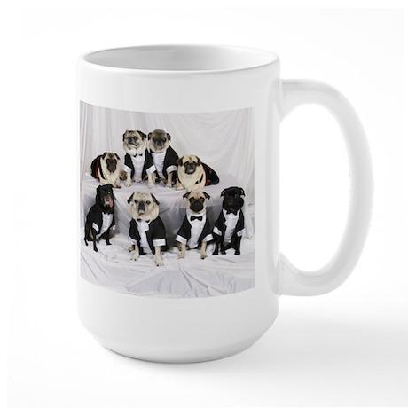Time To Celebrate Large Mug