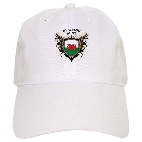 Number One Welsh Aunt Cap