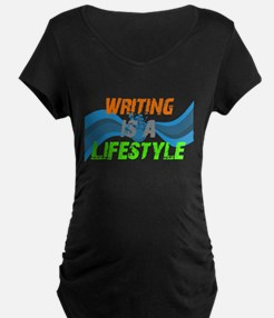 Writing is a lifestyle T-Shirt