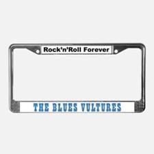 The Blues Vultures License Plate Frame