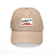 """The World's Best Fashion Merchandiser"" Baseball Cap"