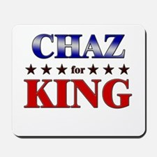 CHAZ for king Mousepad