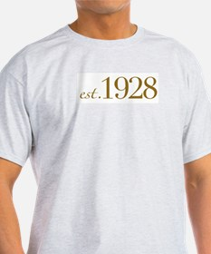 Est. 1928 (80th Birthday) T-Shirt