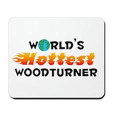 World's Hottest Woodt.. (C) Mousepad