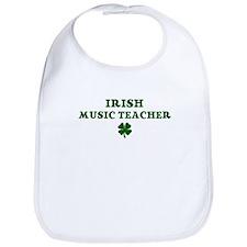Music Teacher Bib