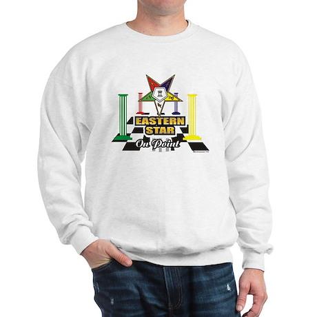 OES on Point Sweatshirt
