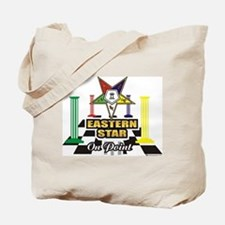 OES on Point Tote Bag
