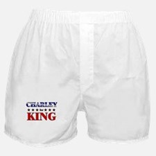 CHARLEY for king Boxer Shorts