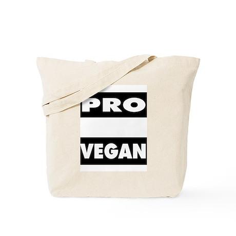 Pro-Vegan Tote Bag