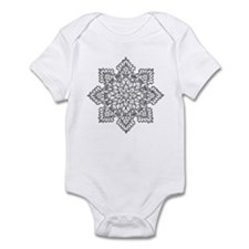 Mandala 13 Infant Bodysuit