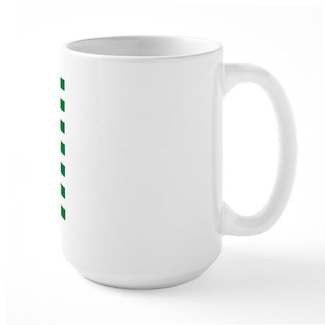 ECO FLAG... Large Mug