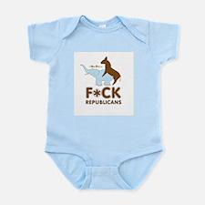 Fuck Republicans ~  Infant Creeper