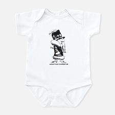 Agatha Christie Infant Bodysuit