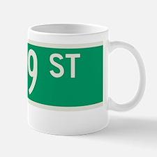 189th Street in NY Mug