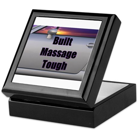Built Massage Tough Keepsake Box