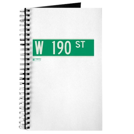 190th Street in NY Journal