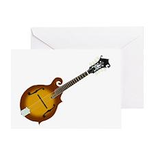 Just Mandolin Greeting Card