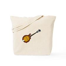 Just Mandolin Tote Bag