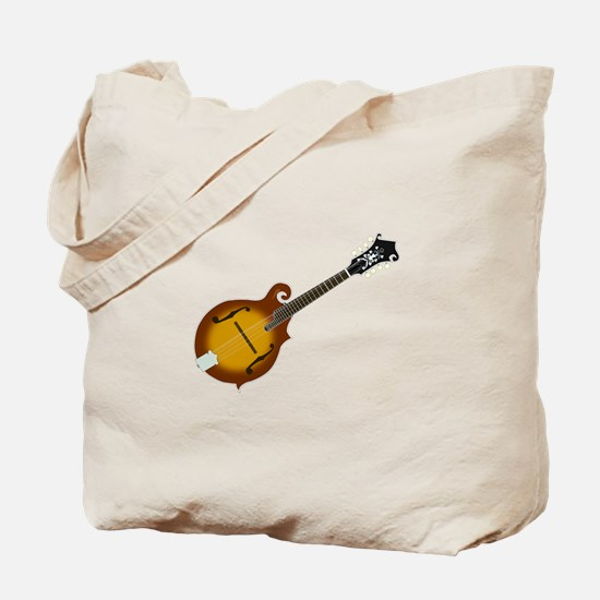Just Mandolin Tote Bag