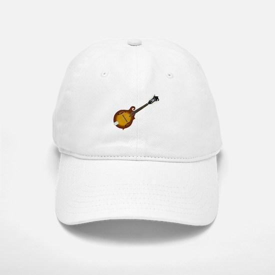 Just Mandolin Baseball Baseball Cap