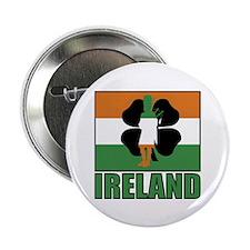 "Irish Flag 2.25"" Button (100 pack)"