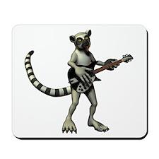 Lemur Guitar Mousepad