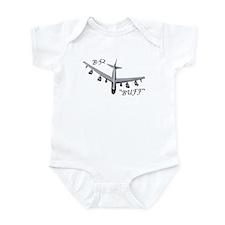 "B-52 ""BUFF"" Infant Bodysuit"