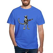 Lemur Guitar T-Shirt