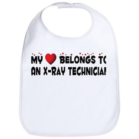 Belongs To An X-ray Technician Bib