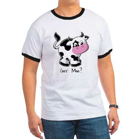 Got Moo? - Cow Ringer T