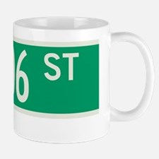 206th Street in NY Mug