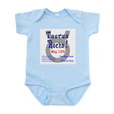 Taurus May 13th Infant Creeper