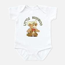 Little Buckaroo Bear Infant Bodysuit