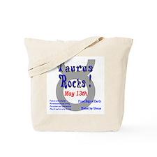 Taurus May 13th Tote Bag