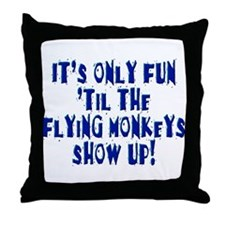 Lite Expressions Throw Pillow