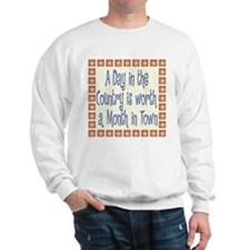 A Day in the Country... Sweatshirt