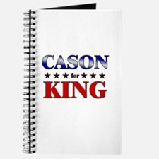 CASON for king Journal