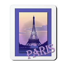 Paris Eiffel Tower Mousepad