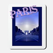 Champs Elysees Paris Travel Mousepad