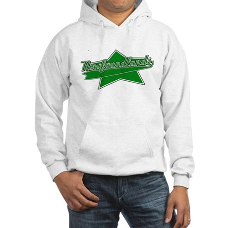 Baseball Newfoundland Hooded Sweatshirt