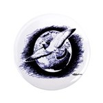 """Earth Homer Pigeon 3.5"""" Button (100 pack)"""