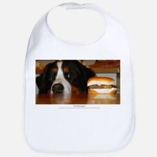 """The Hamburgler"" Bib"