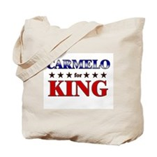 CARMELO for king Tote Bag