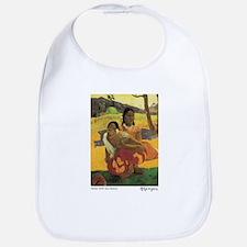 Funny Paul gauguin Bib
